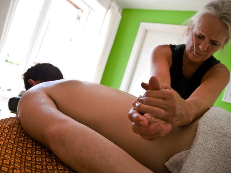 kort massage amatör-
