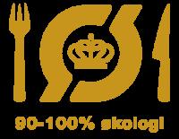 90-100% oekologi